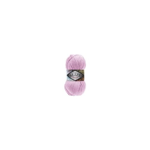 Burcum Klasik, 191 - világos rózsaszín