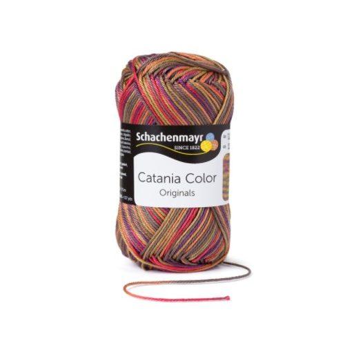 Catania Color, 209 - barna-lila melír
