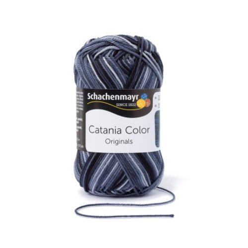 Catania Color, 229 - fekete-szürke melír