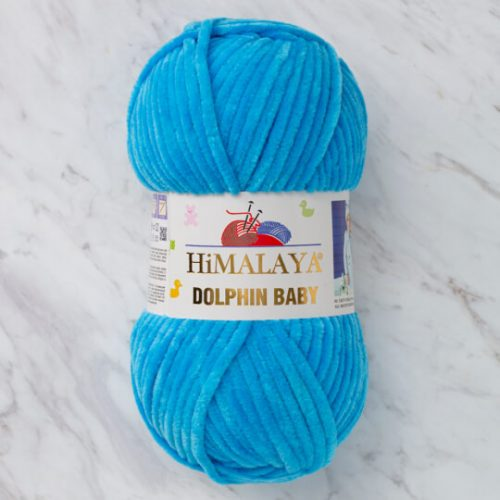 Dolphin Baby, 80326 - kék