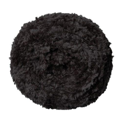 Koala - puha, zseníliás fonal, 75709 - fekete