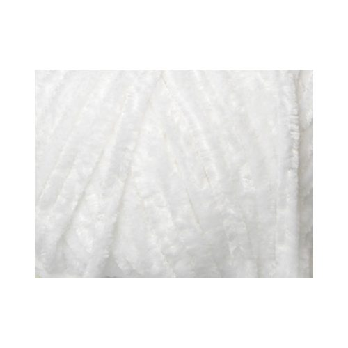 Velvet - Plüss fonal, 90001 - fehér