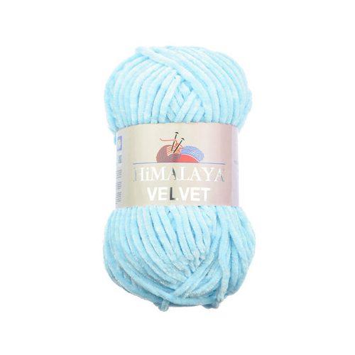 Velvet - Plüss fonal, 90006 - világoskék